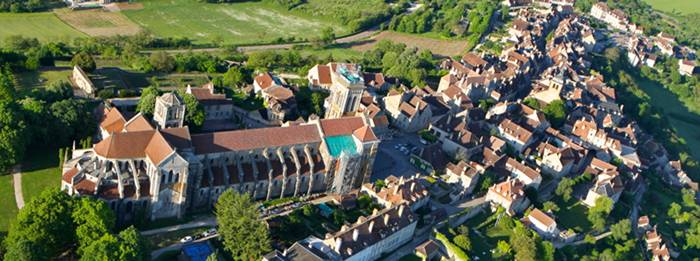 Vézelay, Church and Hill