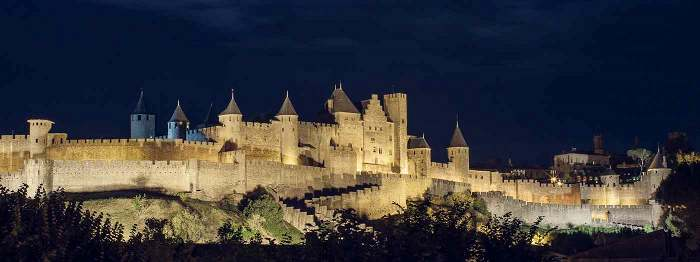 Carcassonne, Medieval City